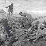 Fortunino Matania Royal Army Medical Corps,1916