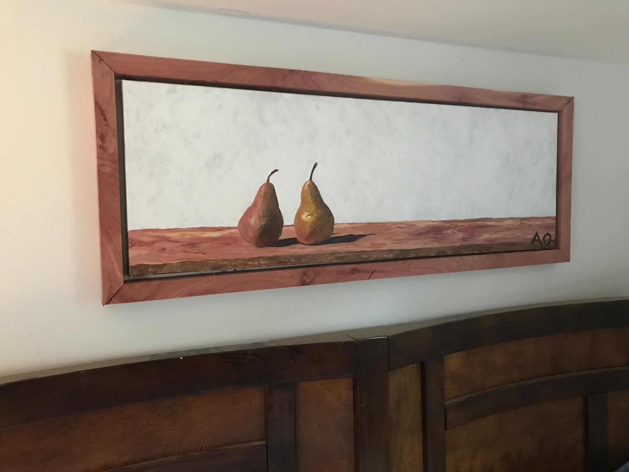 Acrylic Pears